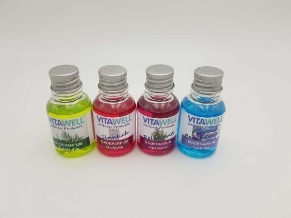 Badeparfum/Öl Testset