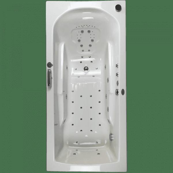 Rechteck Whirlpool Mainau II mit Premium System