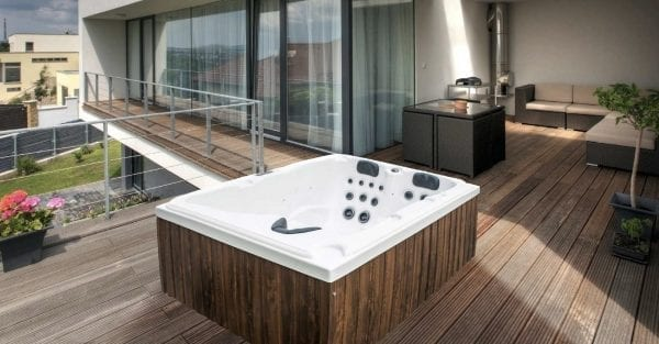 Mexico Outdoor Whirlpool 8